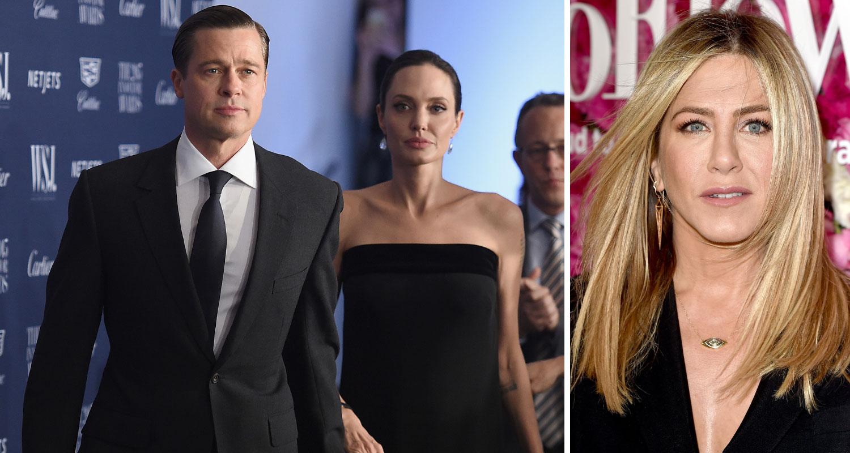 Is Angelina Jolie Suing Jennifer Aniston? - DemotiX
