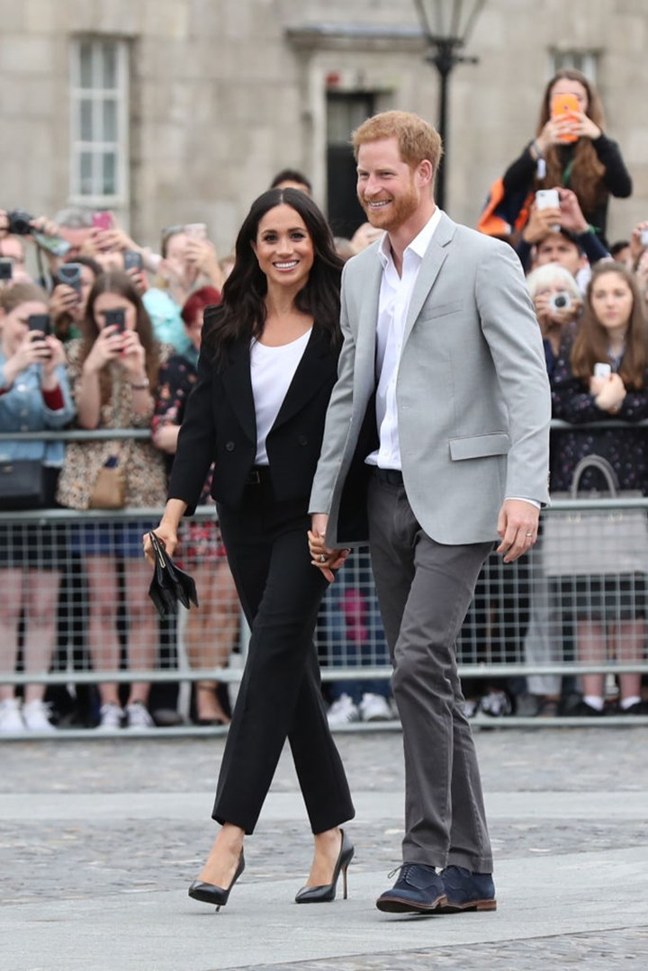 Prince Harry and Meghan Markle's Royal Baby name predictions already