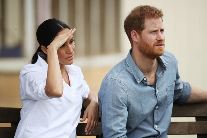 Meghan Markle is 'tired and running on adrenaline' during ...