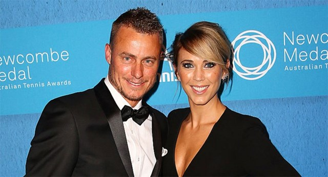Bec and Lleyton: Yes it's twins
