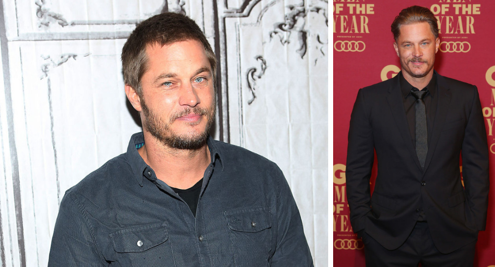 Does Travis Fimmel Have A Wife New Idea Magazine