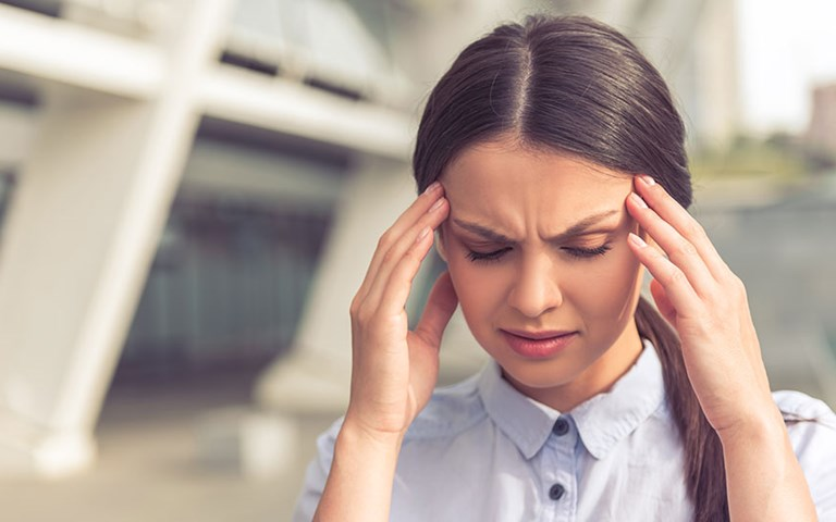 Woman cures horrific migraines cutting out two ingredients from diet
