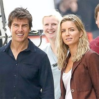 Tom Cruise's new love