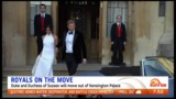 Duke and Duchess of Sussex will move out of Kensington Palace (part 1)
