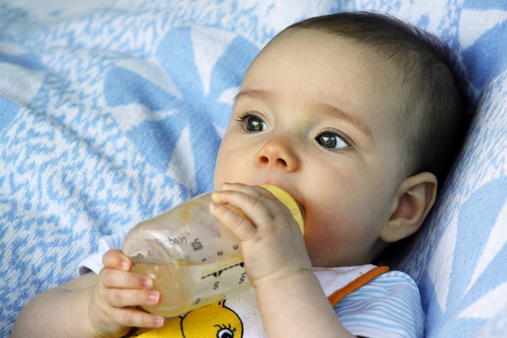 When Can Babies Drink Water? | New Idea Magazine