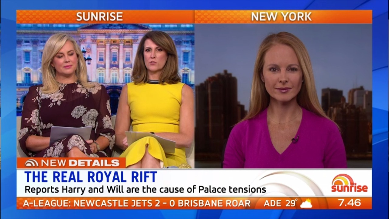 Royal commentator on Prince Harry and Prince William's 'feud'