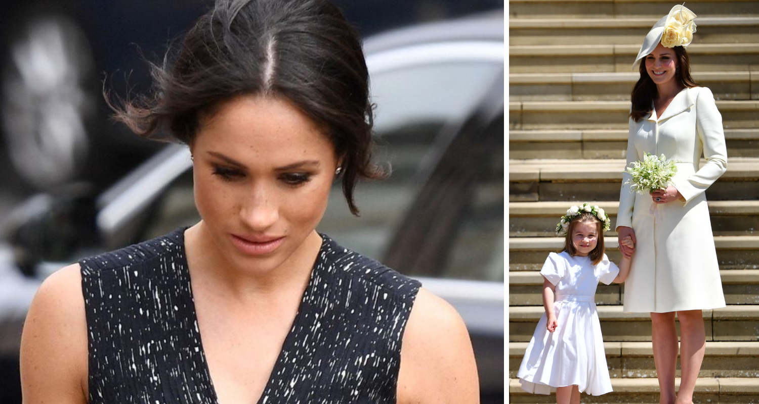9243c24bb507 Why Kate Middleton cried at Princess Charlotte s dress fitting for Meghan  Markle s wedding