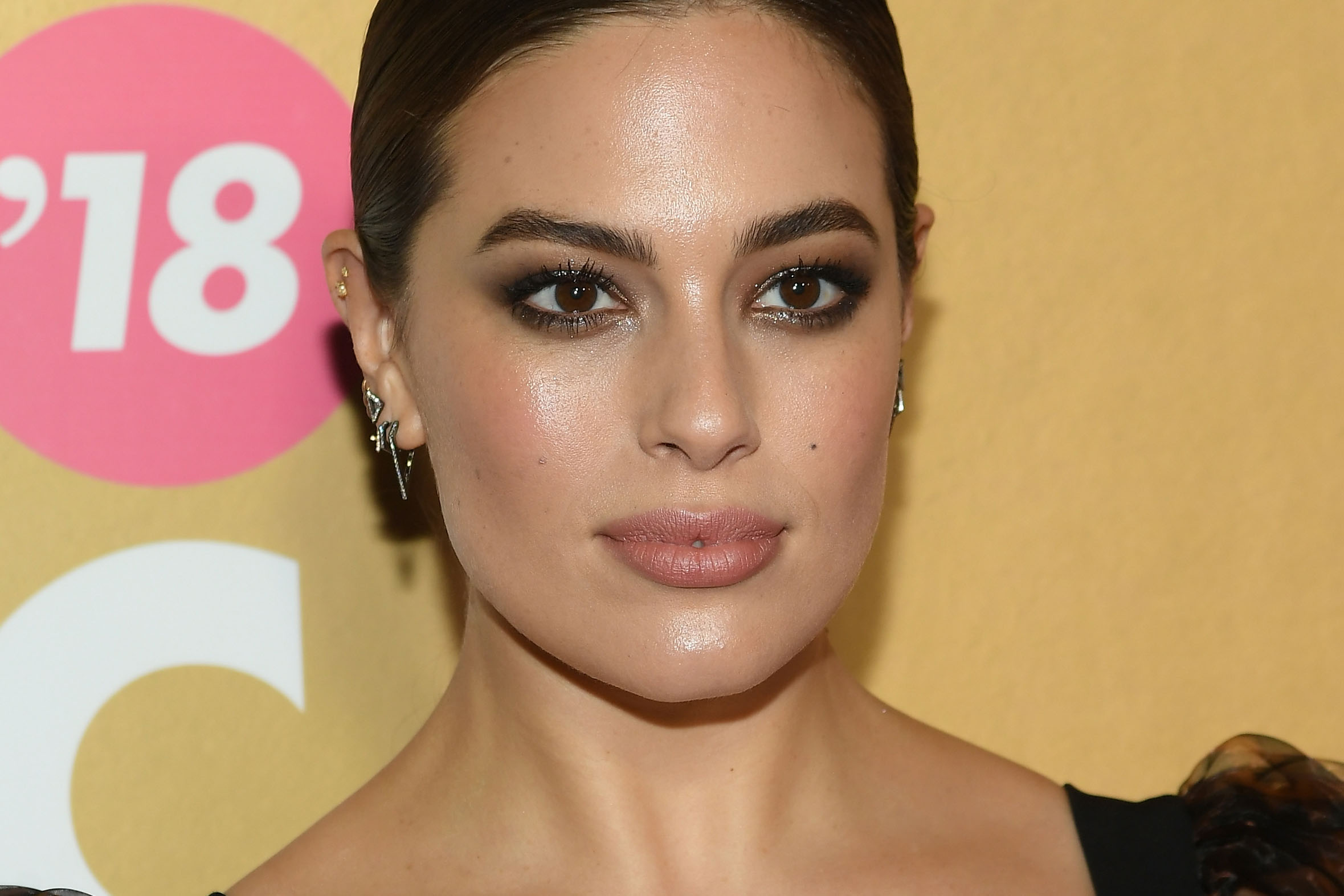afcc8ca17dc Model Ashley Graham reveals her favourite beauty product