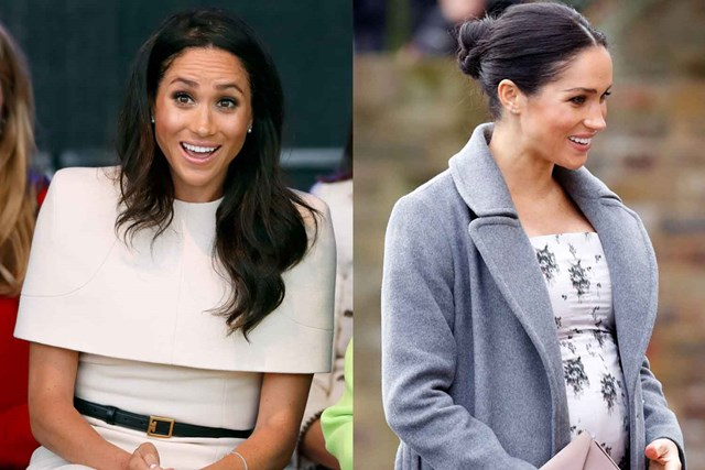 Meghan Markle is expecting twin girls this Spring | New Idea