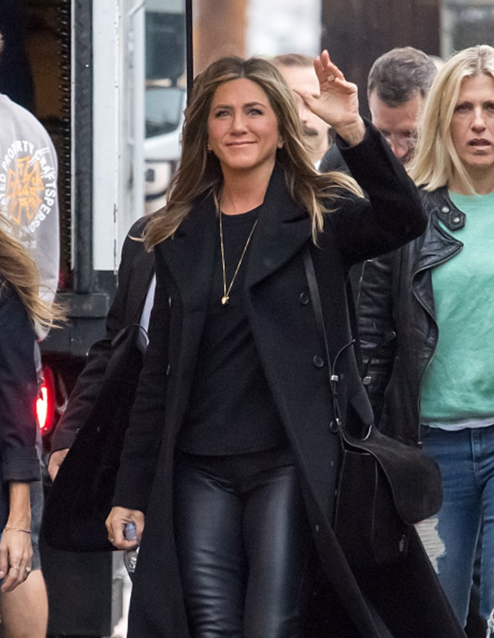 Jennifer Aniston 'runs to Scientology' amid ongoing Brad Pitt hell