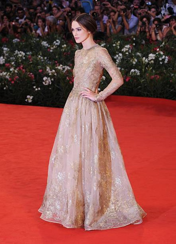Keira Knightley - 36 Things You Didn't Know About Keira