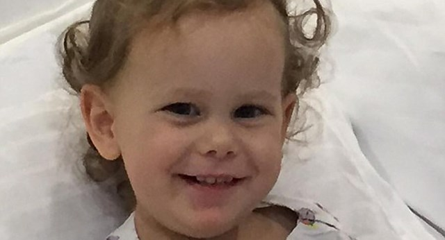 Toddler catches flesh eating disease on Aussie flight to Thailand