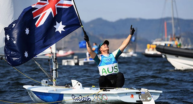 Tom Burton Wins Epic Olympic Sailing Gold For Australia