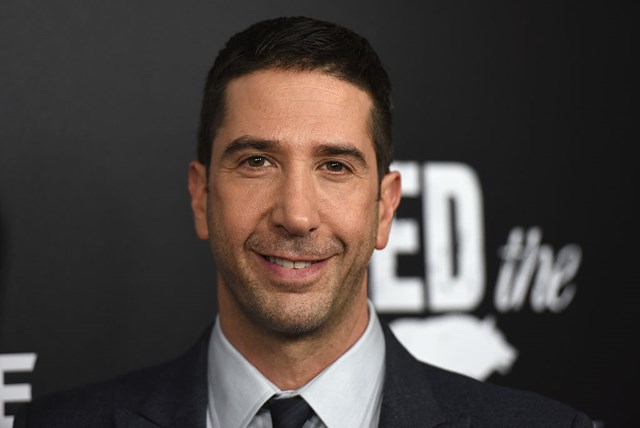 David Schwimmer: Why I secretly hated Friends