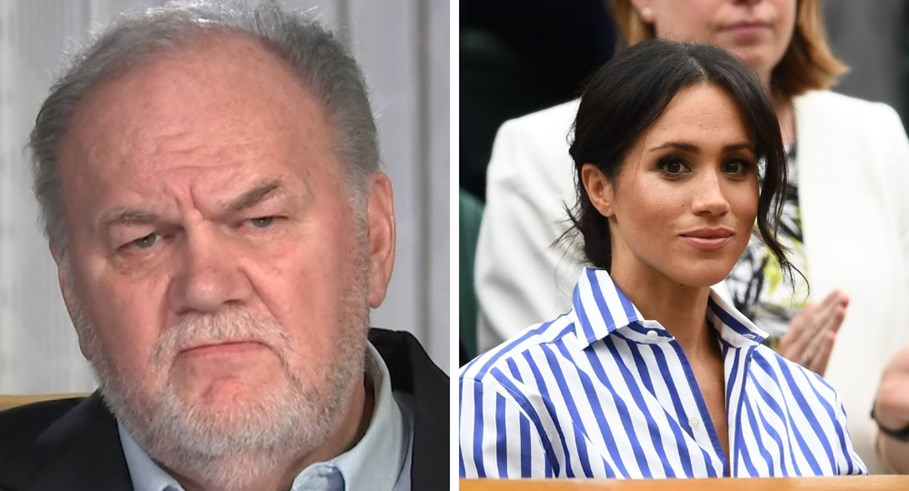Meghan's relationship with her father hit with another MASSIVE blow