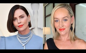 Get the look: Charlize Theron's 2019 Oscars makeup