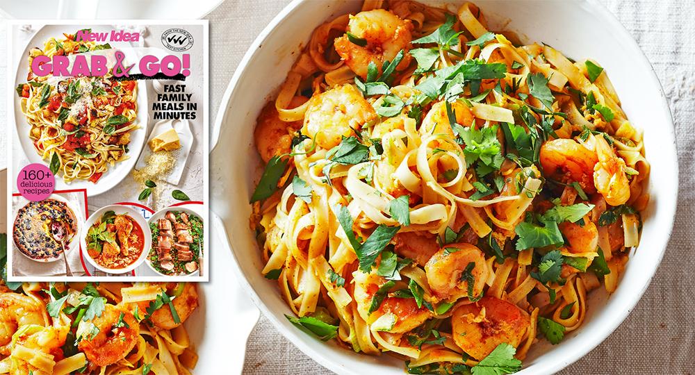 Prawn Pad Thai Recipe New Idea Magazine
