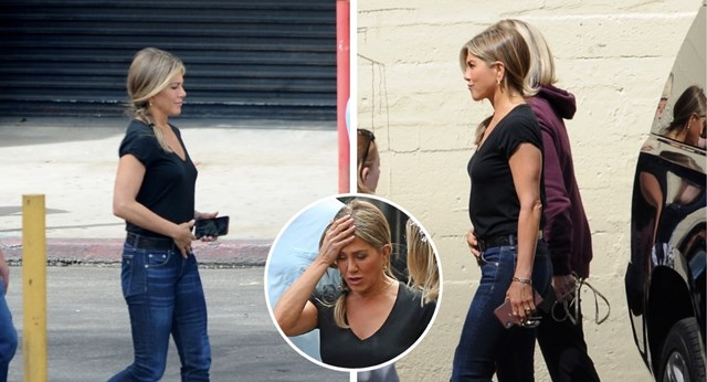 Do these photos prove Jennifer Aniston is PREGNANT?   New