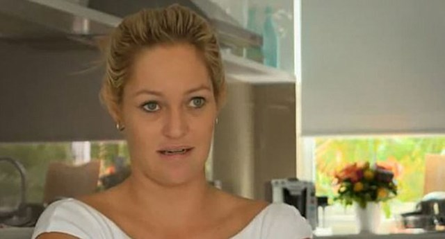 Nicole & Jono's bizarre date - as Keller lashes out