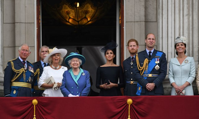 Shock royal split: Buckingham Palace in turmoil over divorce   New
