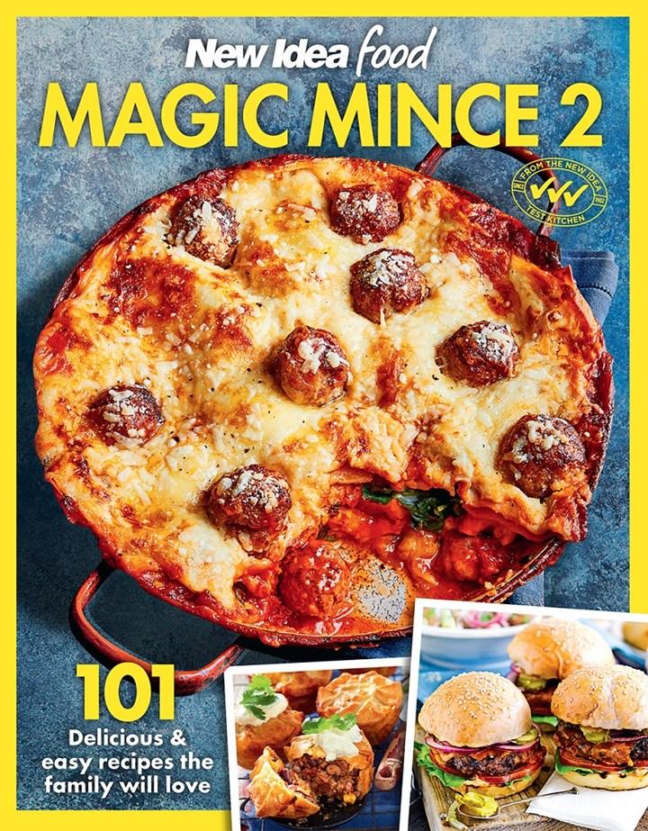 New Idea Magic Mince 2 New Idea Magazine