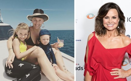 Pink reveals how she makes her troubled marriage last | New Idea ...