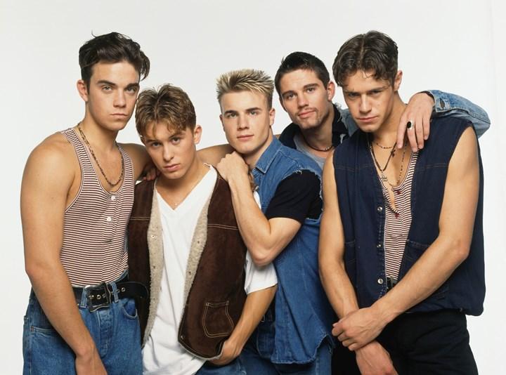 90s Boy Bands: Famous Boy Bands | New Idea Magazine