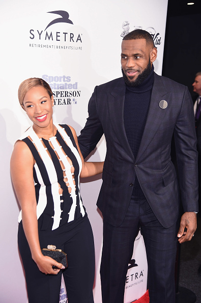 Lebron James Wife Who Is Savannah James New Idea Magazine