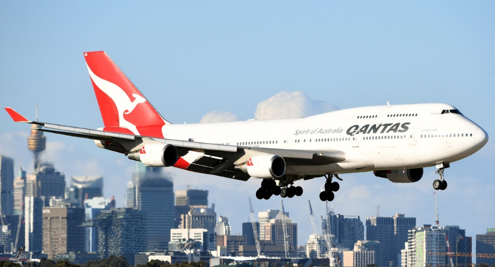 Qantas bonanza: The international flight where you don't pay