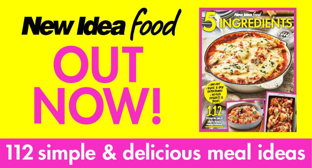 New Idea 5 Ingredients New Idea Magazine