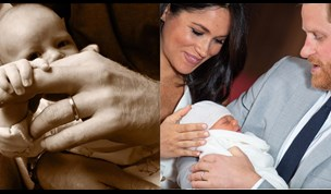 WATCH: Baby Archie's celebrity godparents revealed