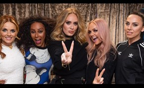 WATCH: Adele loses it at final Spice Girls concert
