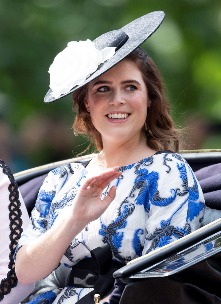 Princess Eugenie dumped by the palace