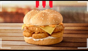KFC has secretly released a chicken nugget burger called 'The Nug-A-Lot'