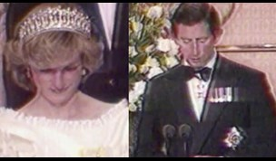 Princess Diana and Prince Charles' honeymoon heartbreak