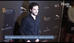 Kit Harington checks into wellness facility after 'GoT' season finale