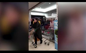 Mum's Cause Chaos at Big W Toy Sale