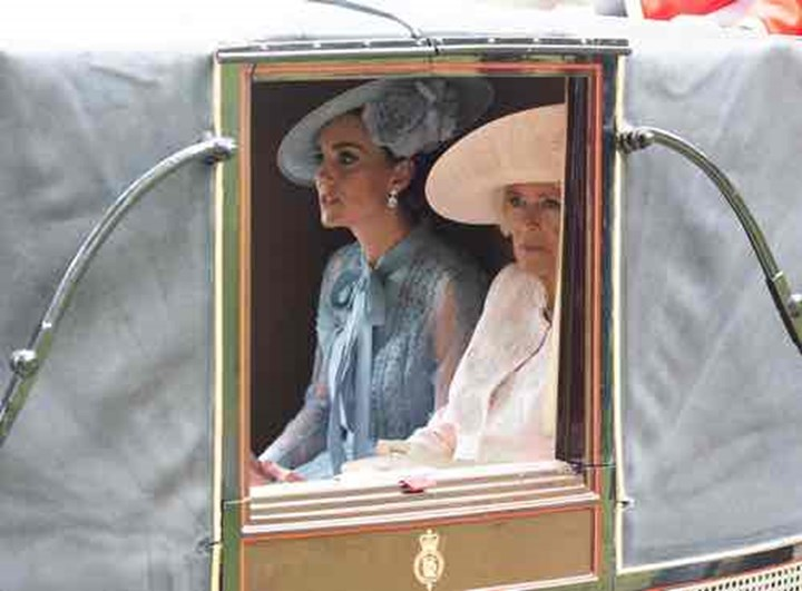 Royal news: Kate Middleton and Camilla's ugly war of words