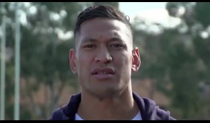 WATCH: Backlash over Israel Folau's online fundraising campaign