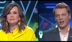 Lisa Wilkinson grills Christian lobby boss supporting Israel Folau