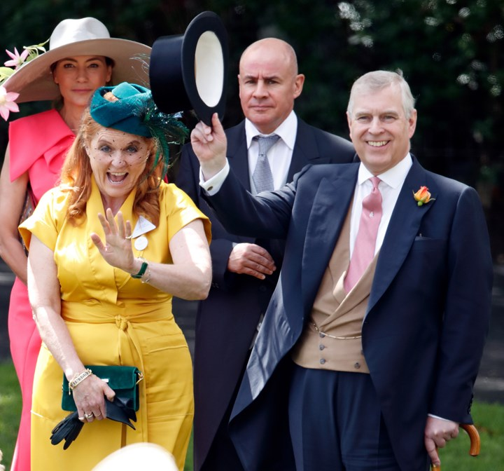 It's on! Prince Andrew and Sarah Ferguson to remarry