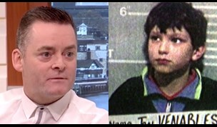 Ralph Bulger wants Jon Venables kept away from the public