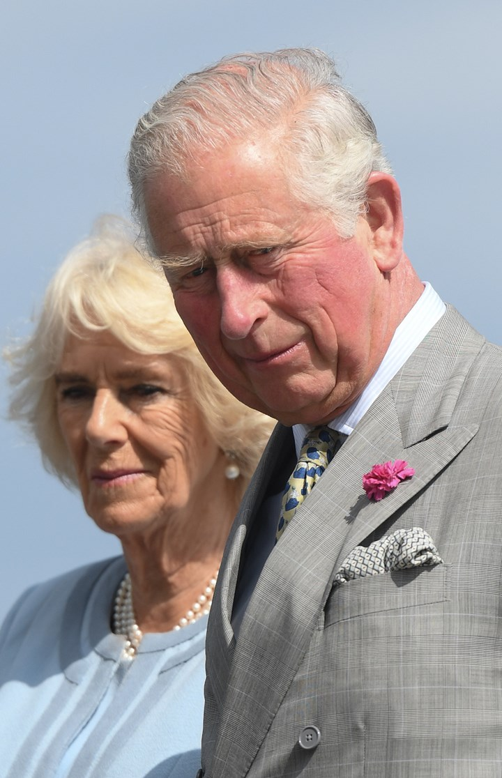 Royal heartbreak: Camilla comforted Prince Charles 'because the queen would not'