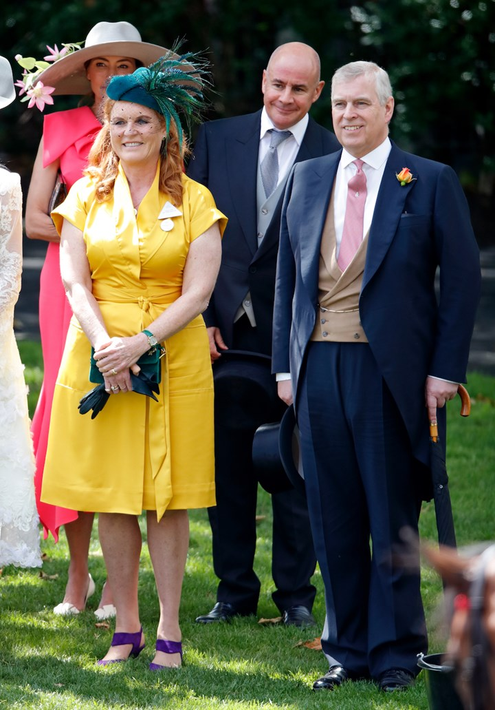 Sarah Ferguson finally admits: 'I'm more than friends with Prince Andrew'