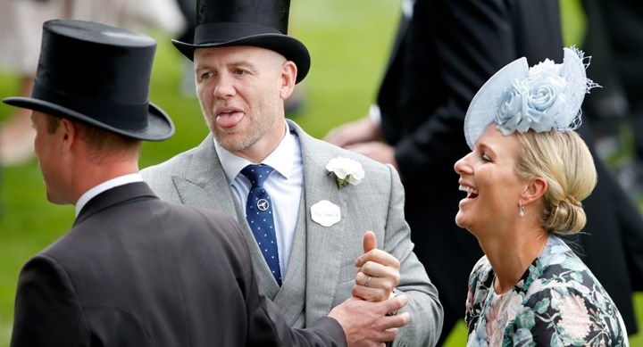 Why the Queen prefers Zara and Mike over Kate and Will