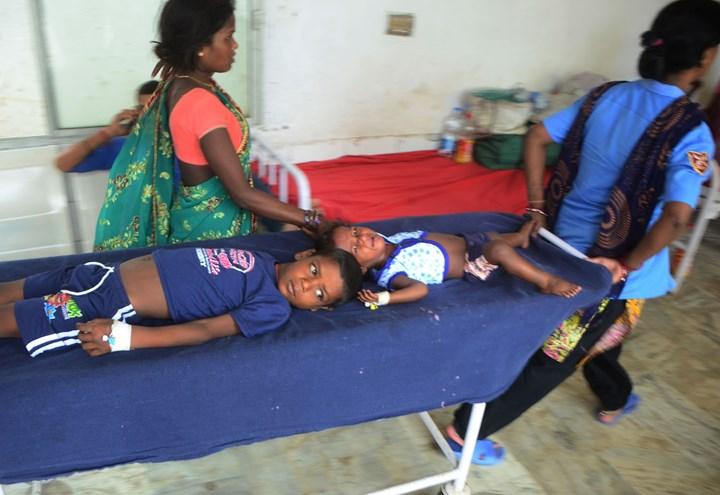 Horror as brain fever kills over 150 children