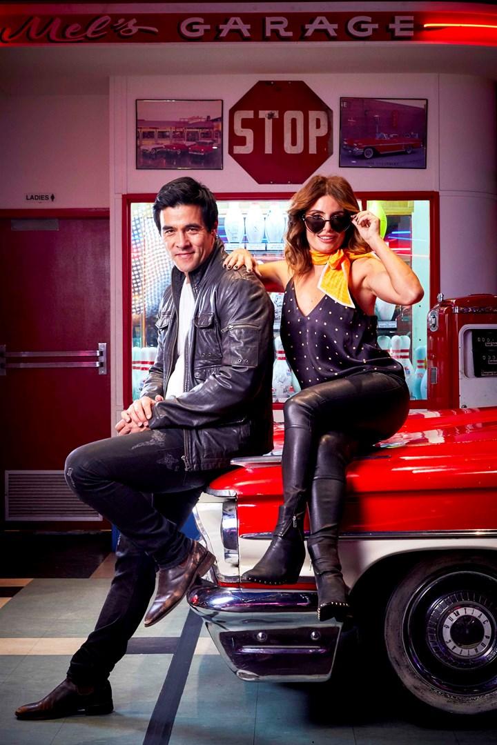 Home and Away's Ada Nicodemou and James Stewart: Love secrets revealed