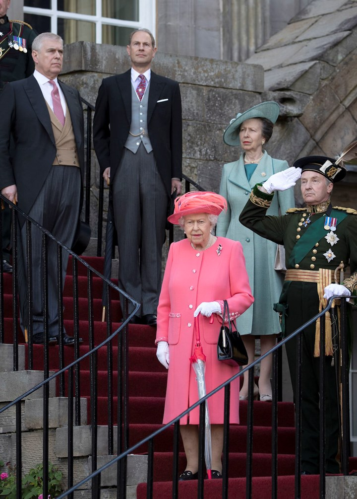 Princess Anne leaves royal fans speechless by wearing IDENTICAL outfits two weeks apart