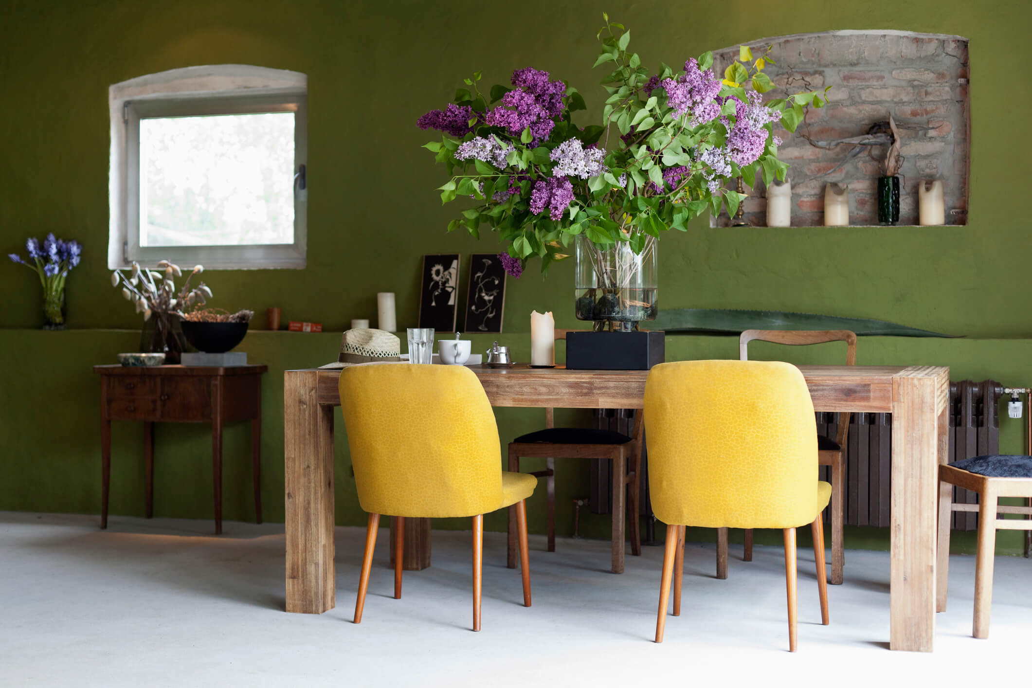 Colours That Go With Green The Best Green Colour Combinations New Idea Magazine