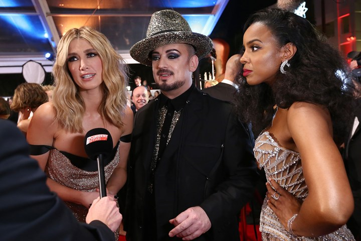The Voice shock: Guy, Delta and George - 'Why we quit!'